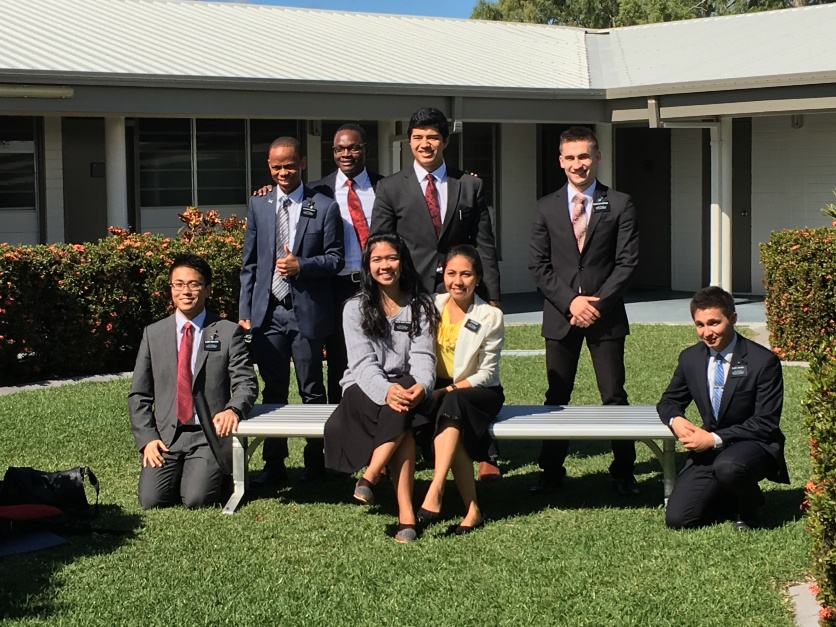 Townsville Missionaries