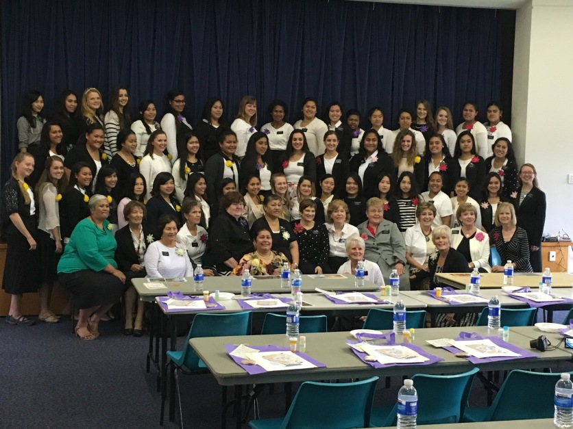 We had a wonderful SISTER'S CONFERENCE. We had wonderful trainings and amazing quest speaker, Sister Salanoa.