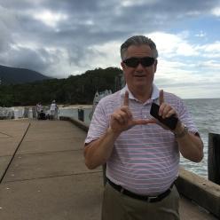 Enjoying Cairns @ Palm Cove
