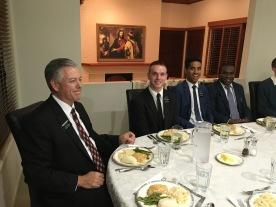 President, Elder Johnson, Paulis, Tivles