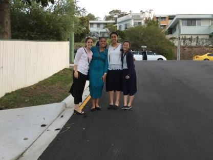 Sister Bowen,Tuatonga, Aloua, Whatnot