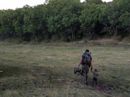 Hunters big and small