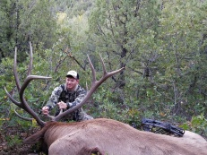 Trevor and Elk