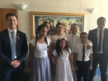 Baptism of Julie Lowrie ~ Elders Pugsley & Hausia ~ Dec. 31, 2016