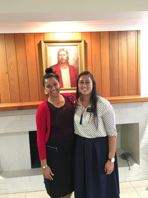 Sister Maulu & Wati-Cooper