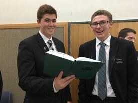 Elder Evans & Elder Ray