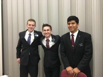 Assistants Elder Jackson, Elder Butterfield, & Elder Keliiliki