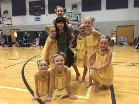 Brynley again ~ cute dancers!