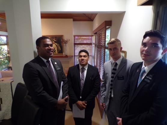 Elders Bulusui, Iufoni, Smoot, & Tenny
