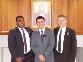 Elder Tenny w/trainers Elders Bulusui & Mead