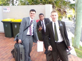 the New Elder Tenny, Elder Bulusui & Elder Mead