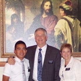 Elder Lomuntad ~ Philippines