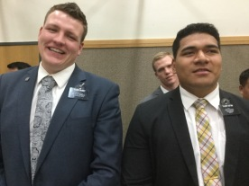 Elder Bundy and Iufoni
