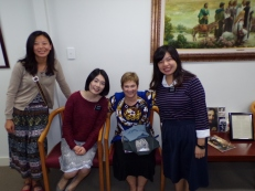 Mother's Day! Sisters Lin, Wen, & Ding ~ THANK YOU:)