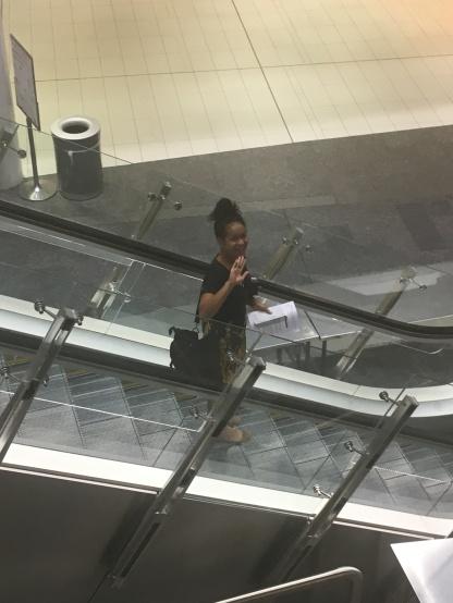 Sister Fakatava 4:30 AM off to Tonga