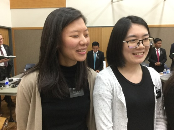 Sisters Lin & Wen