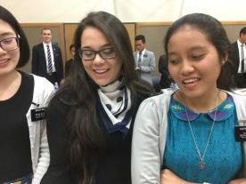 Sisters Gomes & Wirada