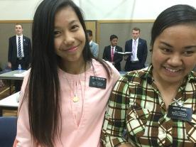 Sisters Calayag & Ioane