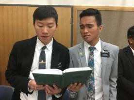 Elders Huang & Aspacio