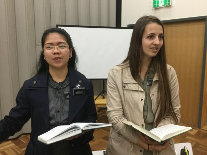 Sister Vichittavong & Evans