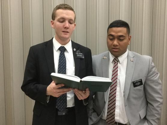 Elder Jackson & Fukofuka