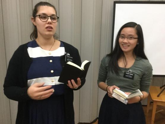 Sister Curran & Torres