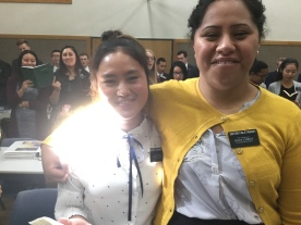 Sister Tavivongpaiboon & Faletagoa'i