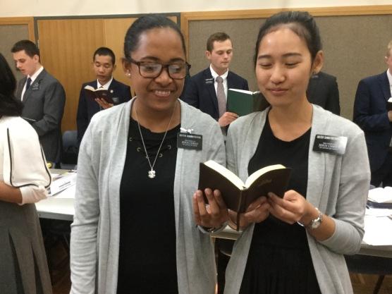 Sister Kaumaitotoya & Sawatdeenaruemol