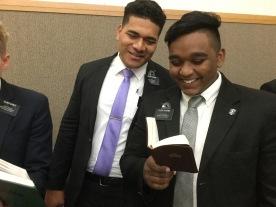 Elder Iufoni & Sharma