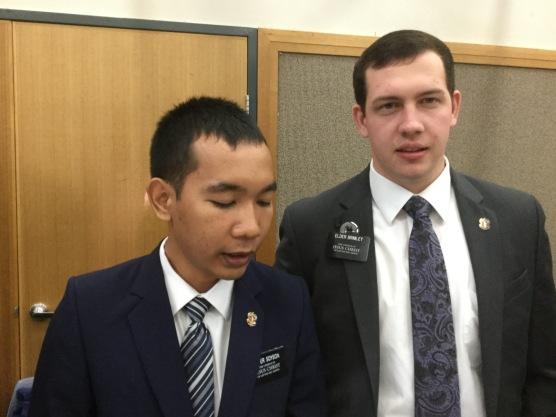 Elder Soyson & Brimley