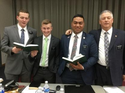 Elder Jackson, Smoot, Fukofuka & McSwain