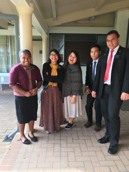 Sisters Hoiesi, Balagtas, Rongthong, Evangelista, & Etilage