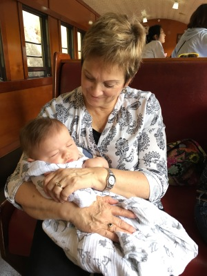 Gma loves this little guy!