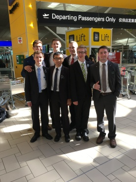 Great Elders Henson, Young, Jackson, Lambert, SunChen, Adams, & Demke