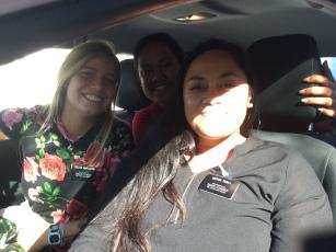 Sisters Haragon, Tuala and Ioane
