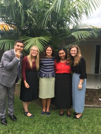 Elder HoChing, Sisters Shakin, Watene, Uili, & Day