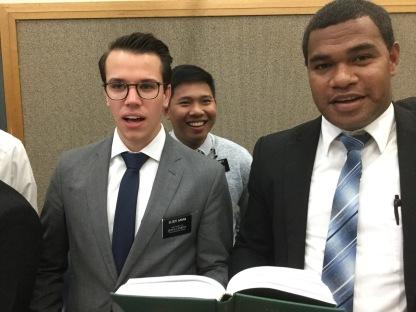 Elder Saban, Panelo, & Bulisui