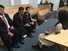 Elders: Buchin, Etilage, Lim Sister Mitsuyama