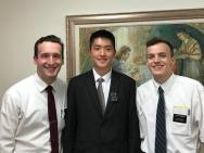 Elders: Morris, Lee, Cummings