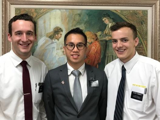 Elders: Morris, Fung, Cummings