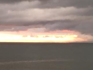 SUVA FIJI ~ beautiful sunset!