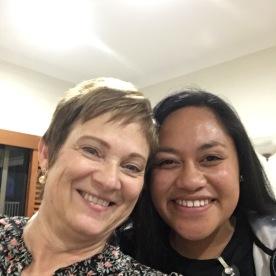 Sister McSwain & Sister Tuala
