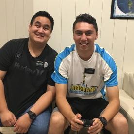 Elder Tiahau & Campbell