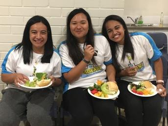 Sisters: Roberts, Teihoarii, Tarati