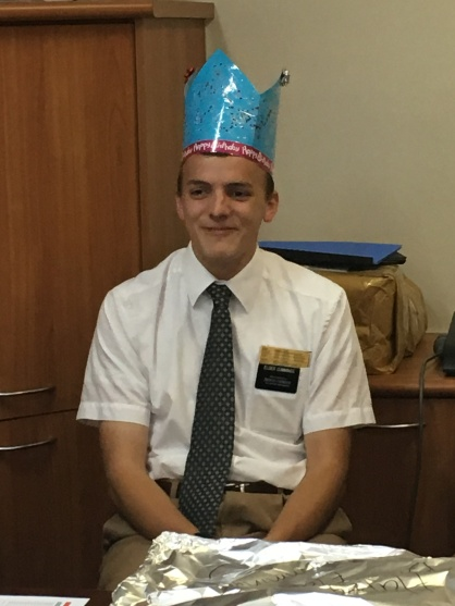 Happy Birthday Elder Cummings
