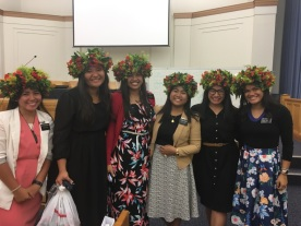 Christmas Wreaths~ they made me one too! Sisters: Orleans, Teihoarii, Shan, Cendena, Roberts, and Tarati