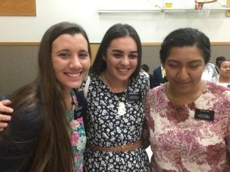 Sisters Wengert, McCall, & Uili