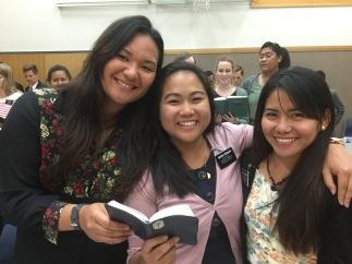Sisters Teihoarii, Cendana, & Orleans