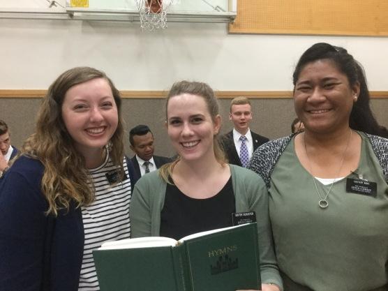 Sisters Putnam, Schuster, & Ash