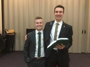 Elder Smoot & Hymas